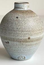 Magda Bethani MBC/VSBD Vase blue with dots