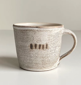 Magda Bethani MBC/ MCWD Coffee mug White with dots