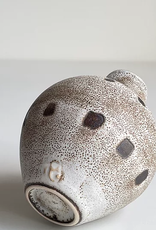 Magda Bethani MBC/VSWD Vase white with dots
