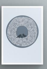 Petal to Petal Nest - Greeting Card