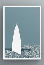Petal to Petal The Baltimore Beacon - Greeting Card