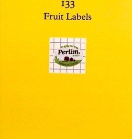 Coracle Erica Van Horn - 133 Fruit Labels