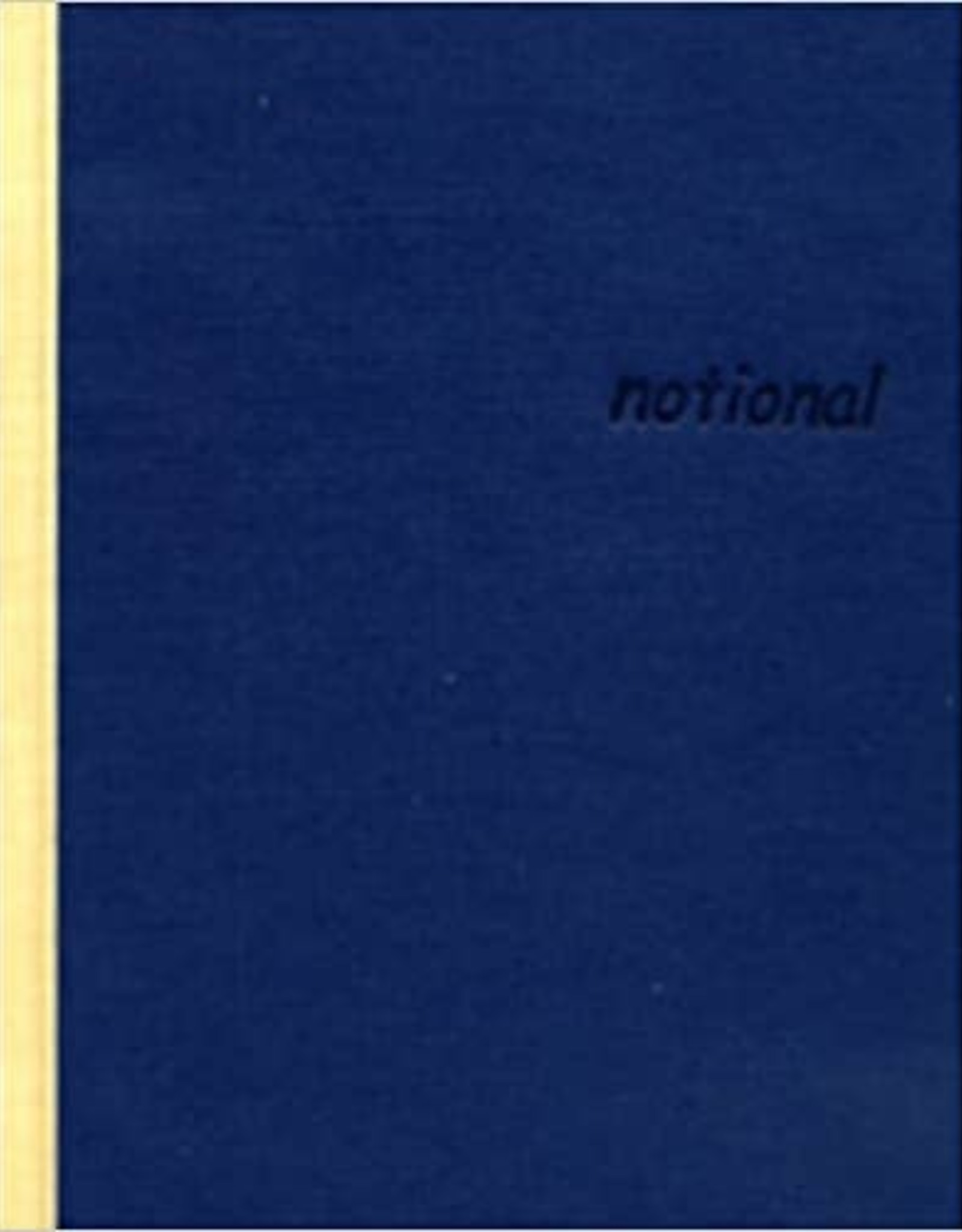 Coracle Notional Field Notes by Katie Holten
