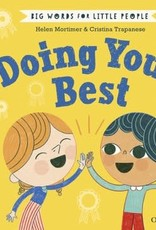 Big Words for Little People: Doing Your Best