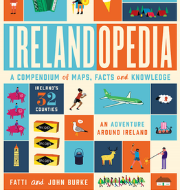 Gill Books Irelandopedia: A Compendium of Maps, Facts and Knowledge