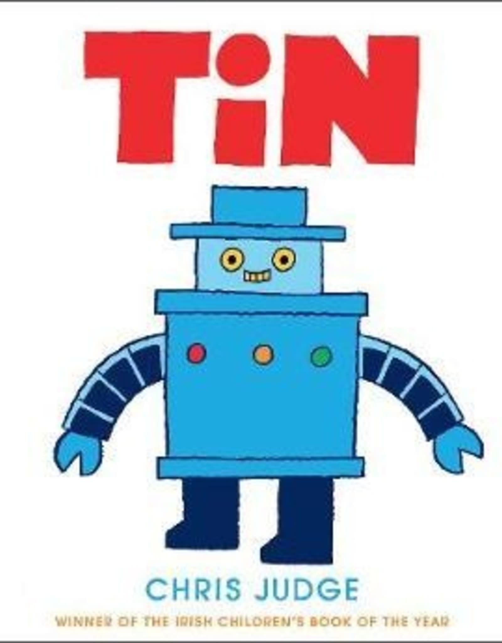 Tin - Chris Judge (Softback)