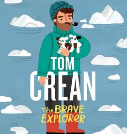 Gill Books Tom Crean The Brave Explorer - John & Fatti Burke