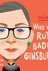 Rise x Penguin Workshop Who Was Ruth Bader Ginsburg?