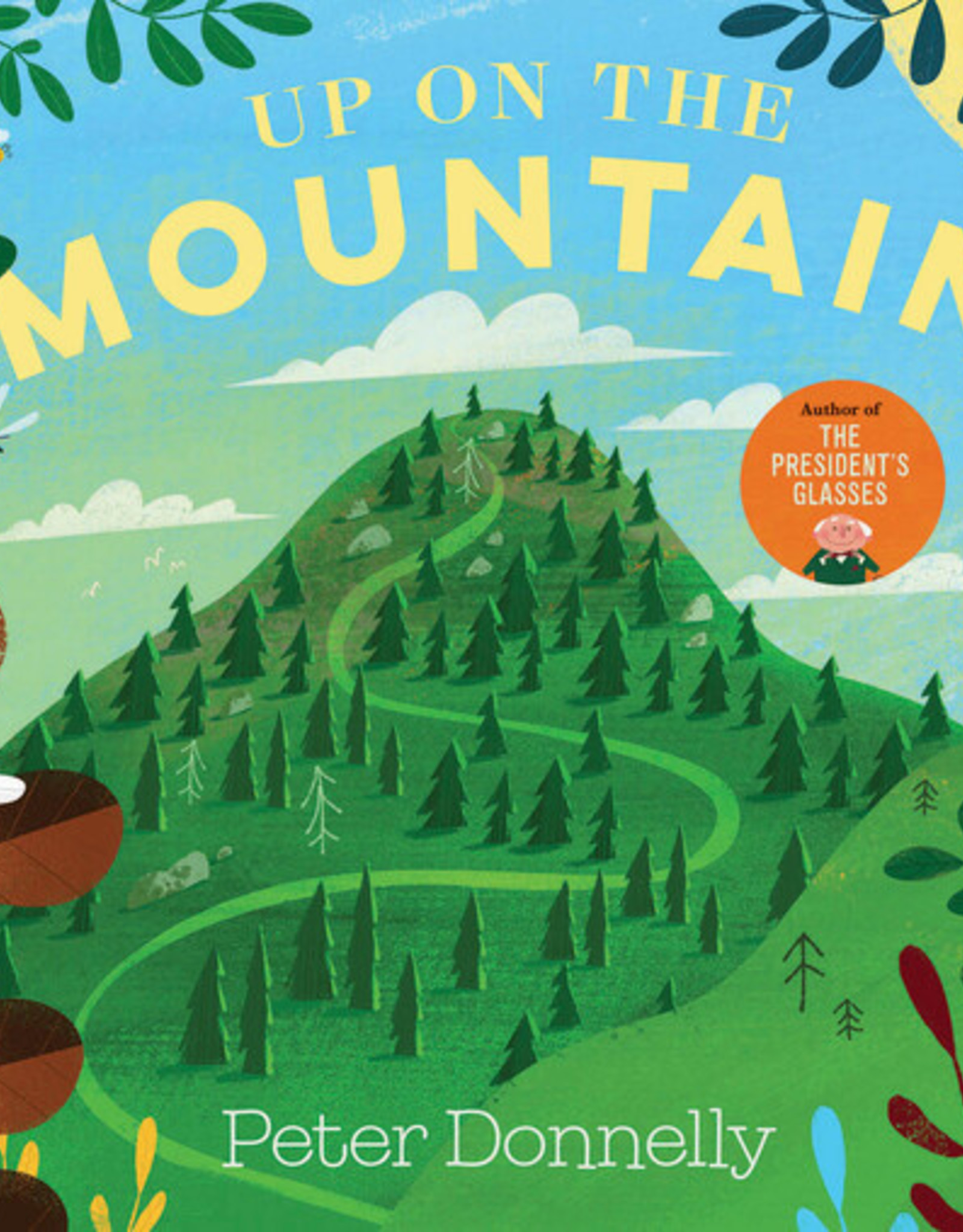 Gill Books Up the Mountain - Peter Donnelly