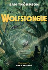 little island books Wolfstongue
