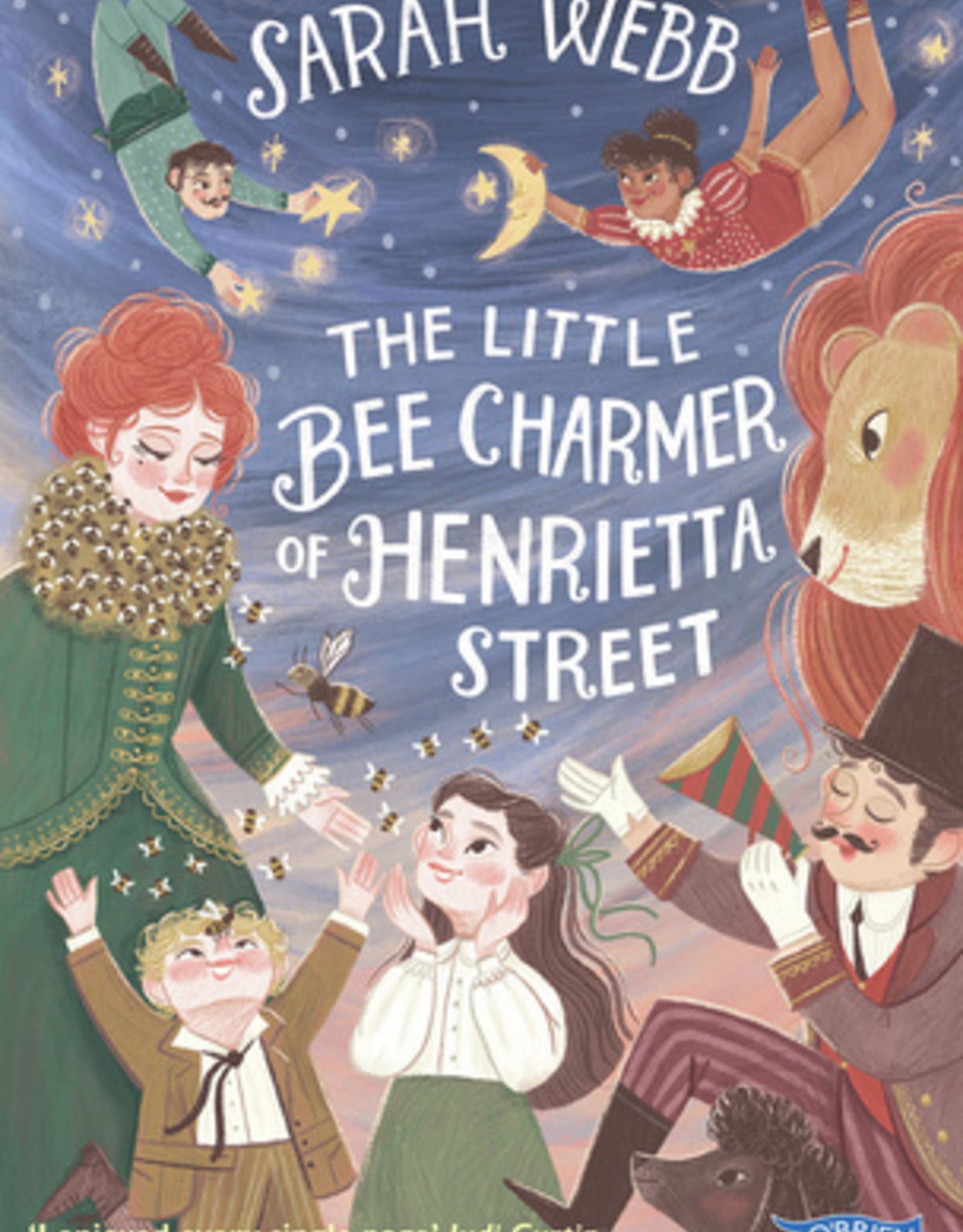 Little Bee Charmer of Henrietta Street