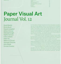 Paper Visual Art Paper Visual Art Journal 12