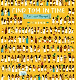 Nosy Crow The British Museum: Find Tom in Time Ancient Egypt