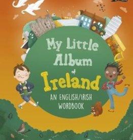 The O'Brien Press My Little Album of Ireland: An English/Irish Wordbook