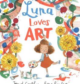 Luna Loves Art - Joseph Coelho & Fiona Lumbers