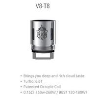 TFV8 3 Coils