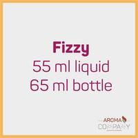 Fizzy 55ml in 65ml - Orange