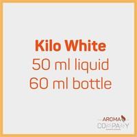 Kilo White - White Chocolate Strawberry 50/60