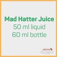 Mad Hatter Juice 50/60 -  Blue Raspberry