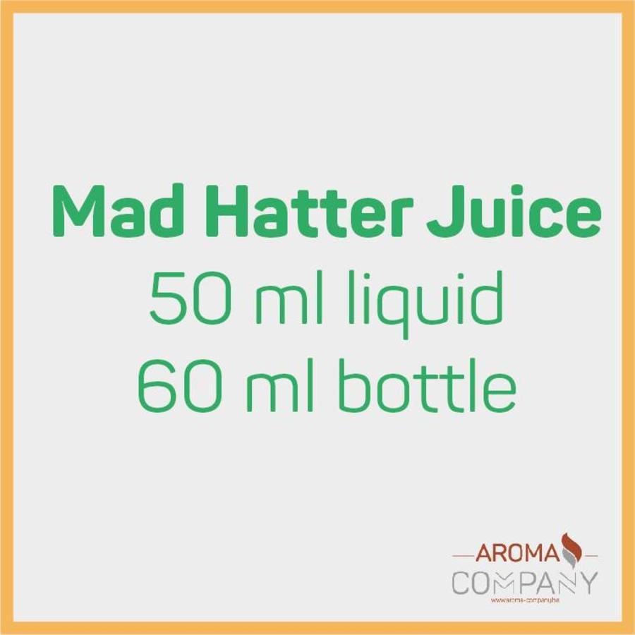 Mad Hatter Juice 50/60 -  I Love Popcorn Too