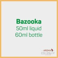 Bazooka Sour Straws - Blue Raspberry 50/60
