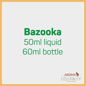 Bazooka Sour Straws - Strawberry 50/60