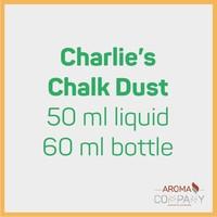 Charlie's Chalk Dust 50 60 - Uncle Meringue
