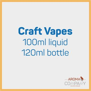 Craft Vapes -  Foggy Dew