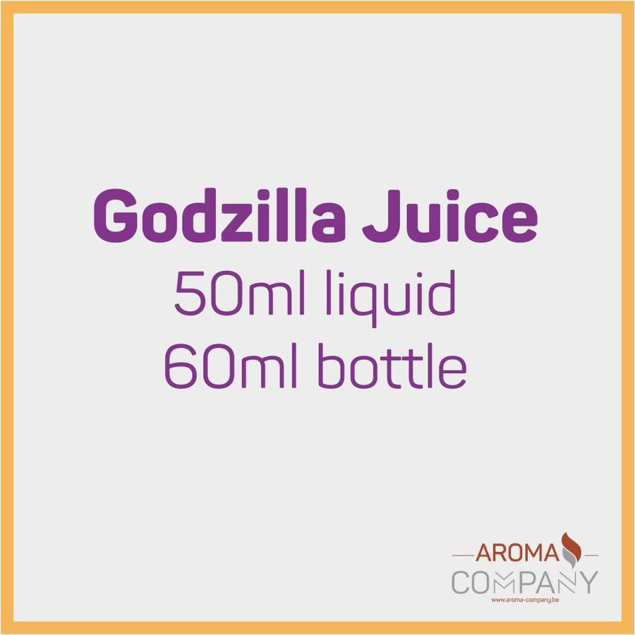 Godzilla juice 50-60 -  #1 The Jackass