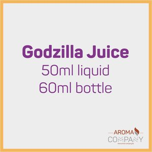 Godzilla Juice 50-60 - #3 The Green Tea