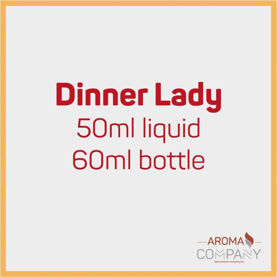 Dinner Lady - Orange Tart