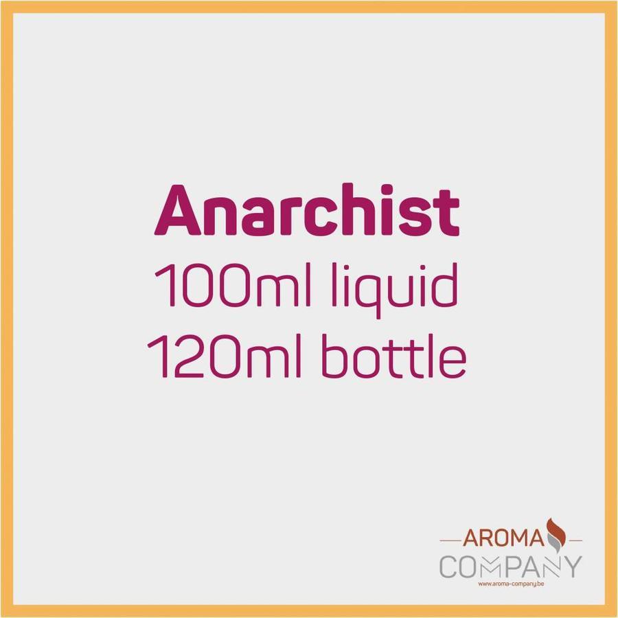 Anarchiste - Blanc