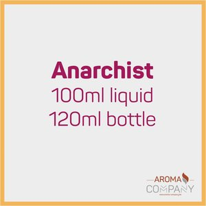 Anarchist - Red