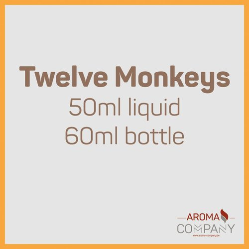 Twelve Monkeys - Congo Cream 50/60