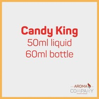 Candy King 100ml - Swedish