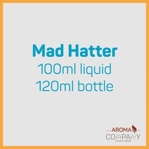 Mad Hatter Juice 100ml - 120 Cream Pop