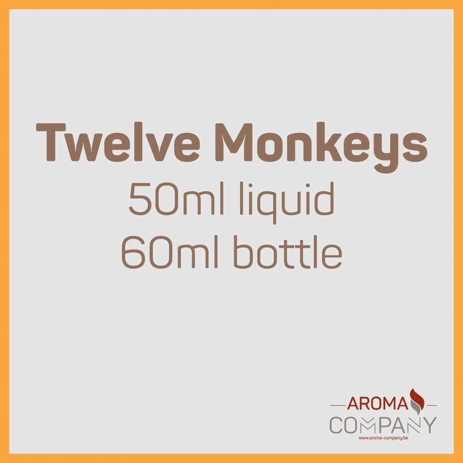 Twelve Monkeys - Patas Pipe