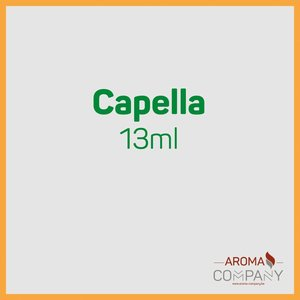 Capella 13ml - Peach w/ Stevia