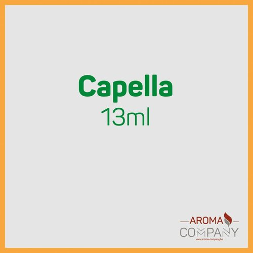 Capella Silverline 13ml - Biscuit