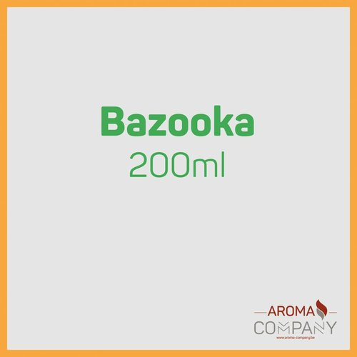 Bazooka Sour Straws 200ml