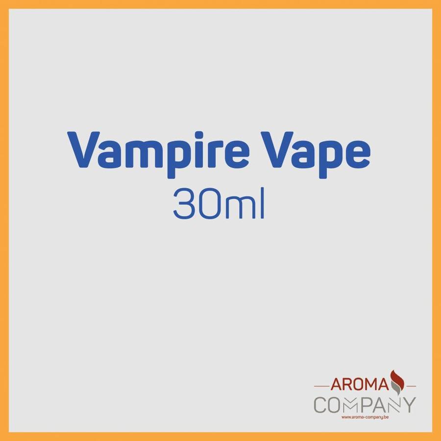 Vampire Vape - Sweet Tobacco