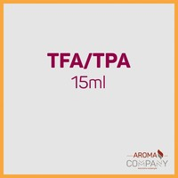 TFA pie crust 15ML