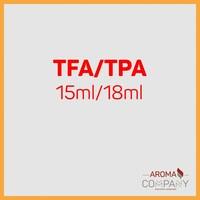 TFA Strawberry 15ml/118ml