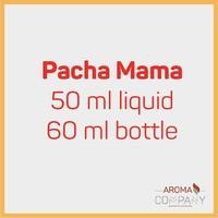 Pachamama - Passion Fruit Raspberry Yuzu 50/60