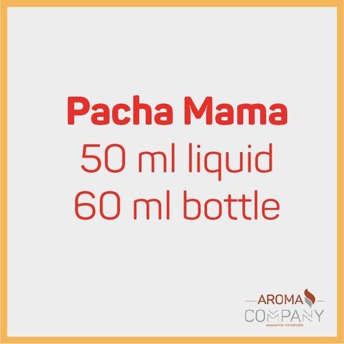 Pachamama - Yuzu aux fruits de la passion et à la framboise 50/60