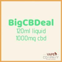 BigCBDeal - CRSP 1000mg - 120ml