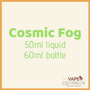 Cosmic Fog - Milk & Honey