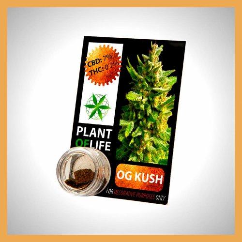 Plant of Life CBD Solid OG Kush 3,8%