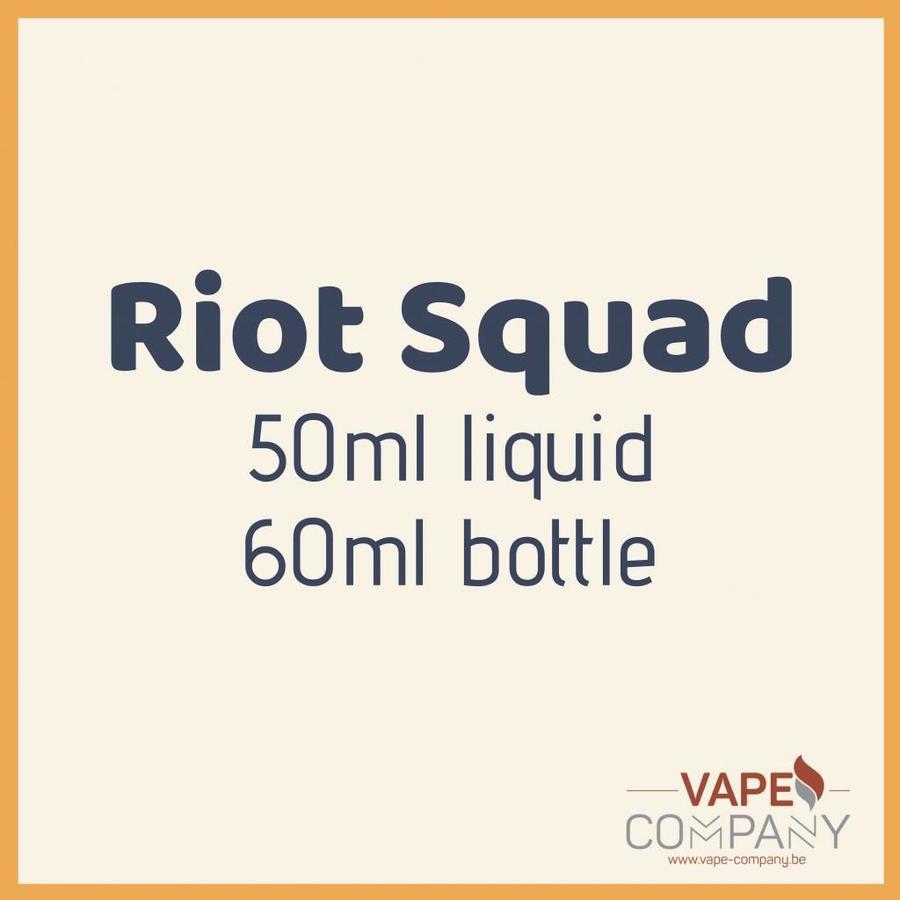 Riot Squad 50ml - Sub-Lime