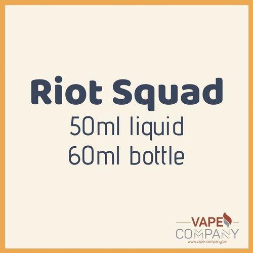 Riot Squad 50ml - Crise de fer